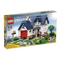 Juguetes Lego Casa Arbol De Manzana (5891) Blanco