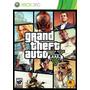 Juego Xbox Gta V Grand Theft Auto 5 En Español