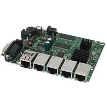 Mikrotik Routerboard Rb 450g Licença Nível 5 Lider Platinum
