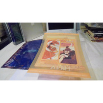 Folders Tamaño Oficio Anime Love Hina - Ah My Goddes 2piezas