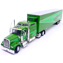 1:53 Tracto Camion Kenworth W900 Tonkin Trailer Thermo King