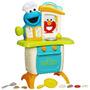 Juguete Sesame Street Cocina Monstruo Comegalletas - Blanco