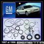 Beretta 1987 - 1996 Kit Cajetin Dirección Original Chevrolet