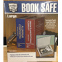 Caja Chica De Seguridad En Forma De Libro