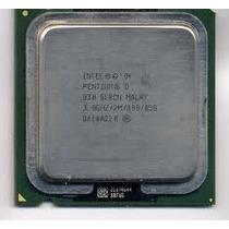 Procesador Intel Pentium D 830 3.00 Ghz Sl8cn Socket Lga775