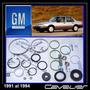 Cavalier Mexicano 1991 -94 Kit Cajetin Dirección Original Gm