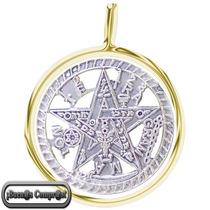 Pentagrama Esotérico, 7 Metales Visibles.