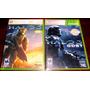 Lote Halo 3 Y Halo 3 Odst Xbox 360 Fisicos Nuevos Sellados