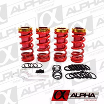 Coilover Resortes Ajustables Godspeed Vw Caribe A1 Atlantic