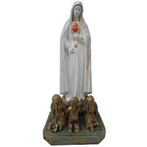 Imagens Religiosas Nossa Senhora De Fátima Em Gesso