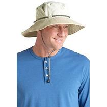 Coolibar Upf 50+ Hombres De Shapeable Sombrero Del Cubo - Pr
