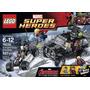Los Vengadores ( The Avengers) Vs Hydra Lego Super Héroes
