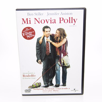 Mi Novia Polly Dvd (2004) Ben Stiller, Jennifer Aniston