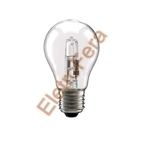 Kit 10 Lampada Incandescente Halogena 105w127v E27 A55 Retro