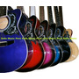Guitarra Acústica Importada Nueva + Pack Completo