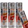 Tinta Spray Cromado Metálico Chemicolor 400g