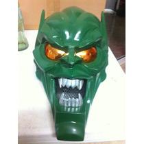 Duende Verde Mascara Replica 1/1 No Hot Toys Fibra De Vidrio