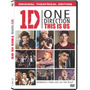 One Direction: This Is Us En Dvd Original