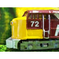 Mh9 Trenes Escala Ho Maquina Rock Island 72 Tempo Ahm