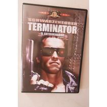 The Terminator Pelicula Arnold Schwarzenegger Linda Hamilton