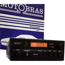 Rádio Antigo De Carro Motoradio Anos 80 Novo