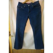 Jeans Levis Red Tab Dama Color Azul Prelavado T 9 Como Nuevo