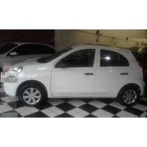 Nissan March Active Ant $80.001 Y Cuotas Fijas Retira Ya!!!!