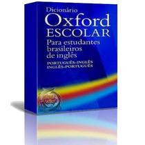 Oxford Dicionário Inglês-português Software