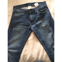 Jean Zara, Uniform, Mistral! Como Nuevo! Un Regalo $890!!!
