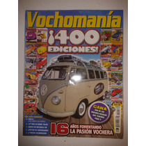 Revista Vochomanía - 400 Ediciones Op4