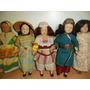 Muñecas De Porcelana Del Mundo