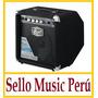 Amplificador Para Bajo O Guitarra Marca Cort Nuevos