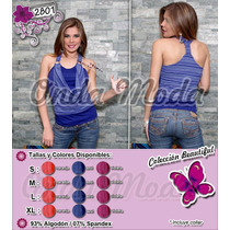 Blusas Camisas Ultima Moda Damas Casuales Importadas Mayor