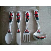 Biscochos De Ceramica Pintados Por Sus Propios Dueños