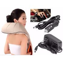 Colete Massageador Massagem Pescoco Ombros Fisioterapia