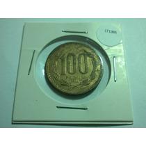 Moeda Chile 100 Pesos 1994 - Lt1395