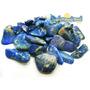 Lápis Lázuli Unid. 2cm Pedra Gema Natural Polida P/ Coleção