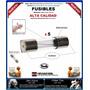 Fusible Tipo Europeo / Vidrio / 5x20mm / Kit 5 Piezas /