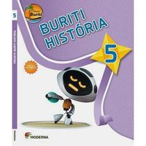 Livros :5º Ano História+geografia+ Ciência Projeto Buriti