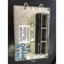 Ecm Ecu Pcm Computadora 1997 Jeep Cherokee 4.0 56010400ab