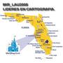 Ultimo Mapa De Florida Miami + Disney Para Gps Garmin Nuvi