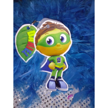 12 Invitacion Con Cadenita Tree Fu Tom