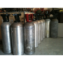 Carga Co2 Tanque Aluminio 9kg Soldar Acuario Gotcha Airsoft