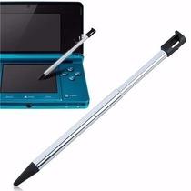 Caneta Stylus Nintendo 3ds - Metálica Alumínio Várias Cores