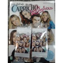 Capricho Youtubers Álbum + 20 Envelopes Lacrados