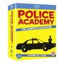 Blu-ray - Loucademia De Policia - Coleção Completa (lacrado)