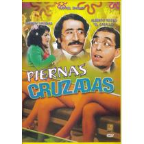 Piernas Cruzadas. Rafael Inclan Y Alberto Rojas El Caballo