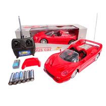 Carrinho De Controle Remoto Ferrari F50 1:16 Troca Capota