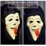 Scary Movie Máscara De Látex Scream Halloween Mordortoys