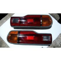 Datsun 710 Huevito Calaveras Completas Nuevas Par